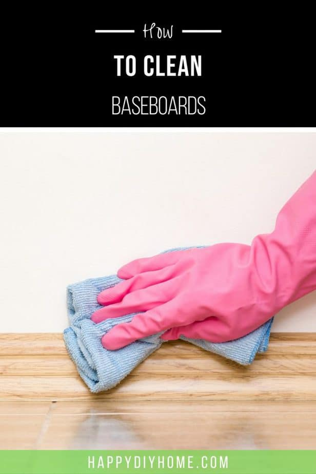 How to Clean Baseboards 1