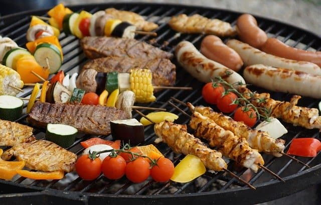 Indoor Grill 5 End