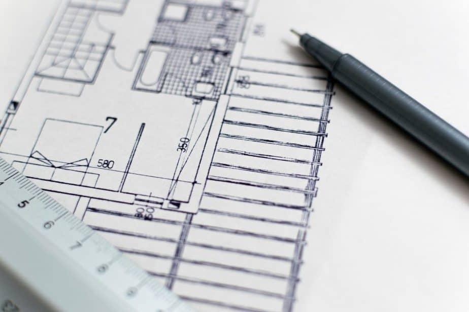 Loft Conversion 8 Blueprints