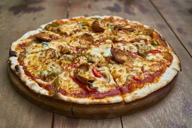 Pizza 1 Start