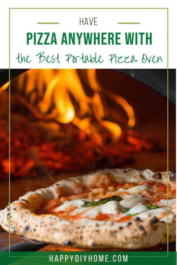Portable Pizza Oven 1