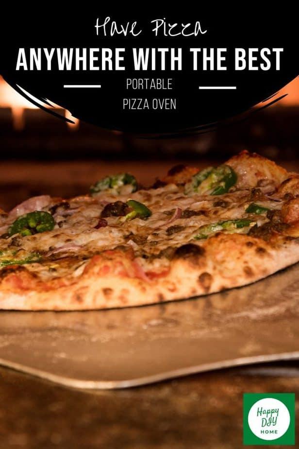Portable Pizza Oven 2