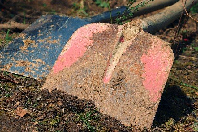 Shovel 2 Material