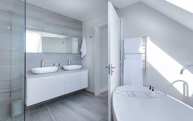 1 example of modern minimalist bathroom
