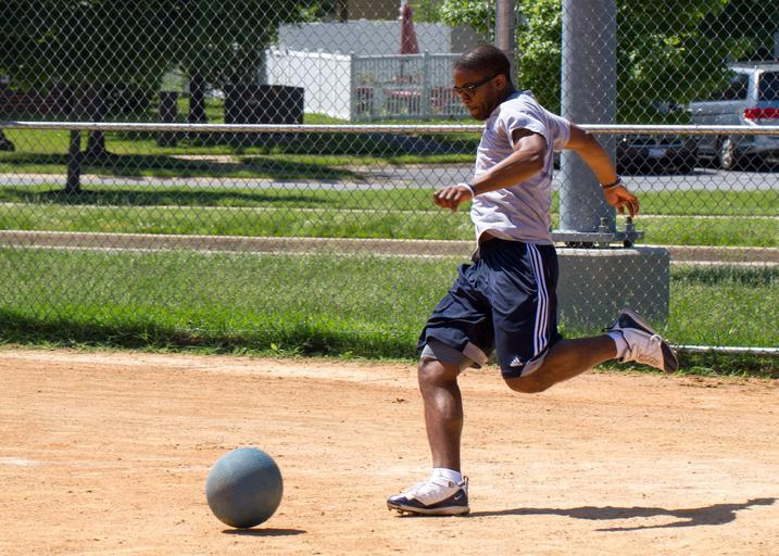 17. Kickball