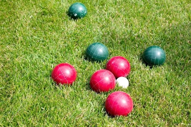 4. Bocce Ball