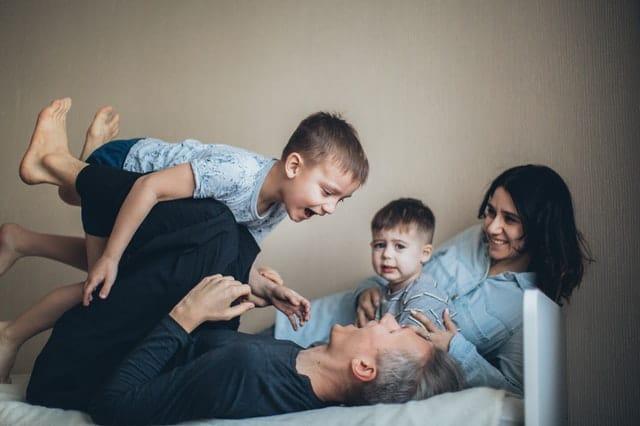 8. Family Portrait