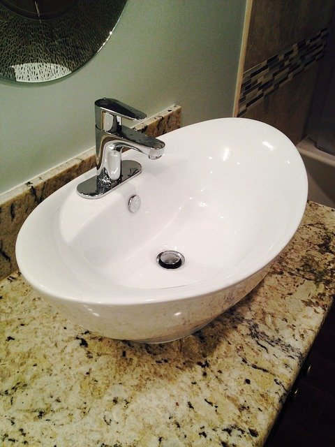 9 granite sink