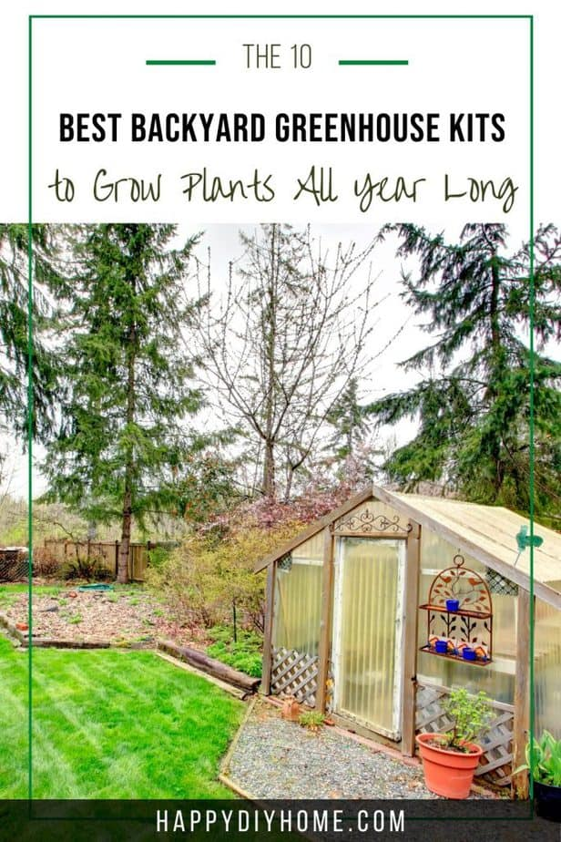 Backyard Greenhouses 2
