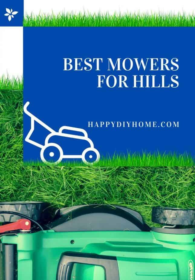 Best Mowers for Hills Cover