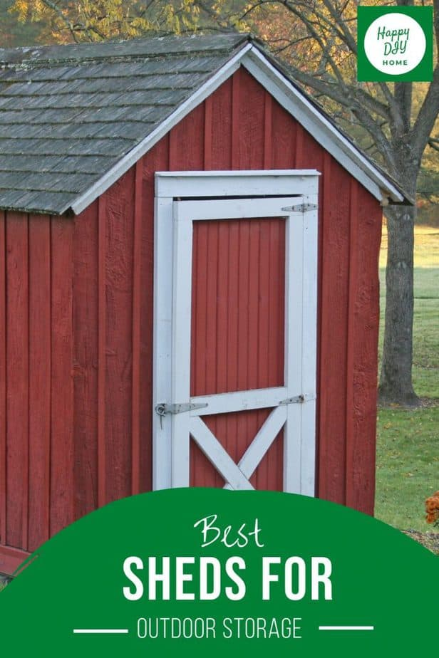 Best Sheds for Outdoor Storage 2