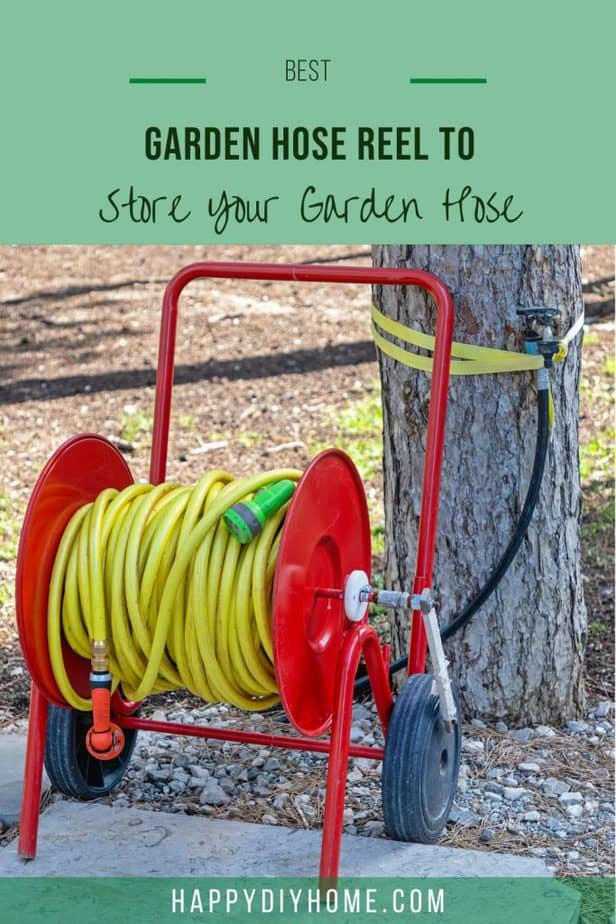 Garden Hose Reel 1