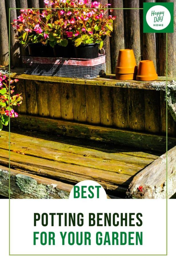 Potting Benches 1