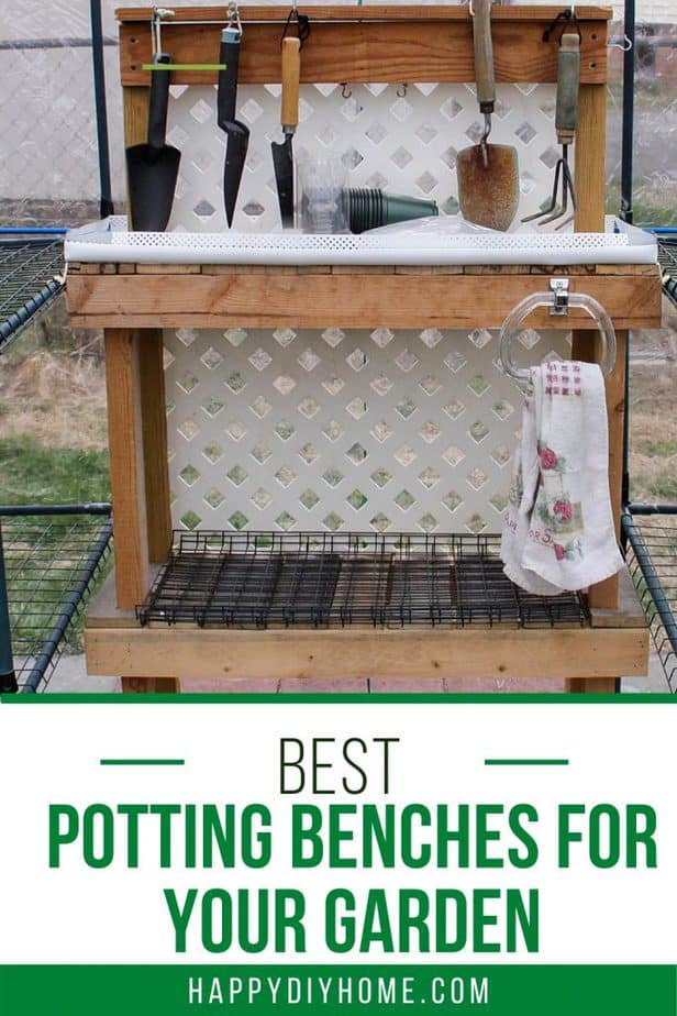 Potting Benches 2