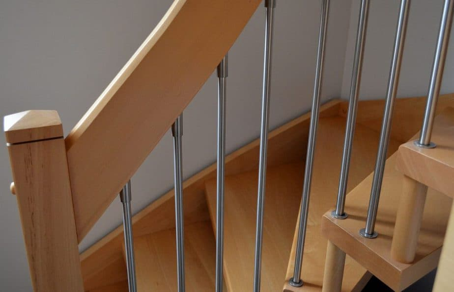 Staircase 4 Stair Material