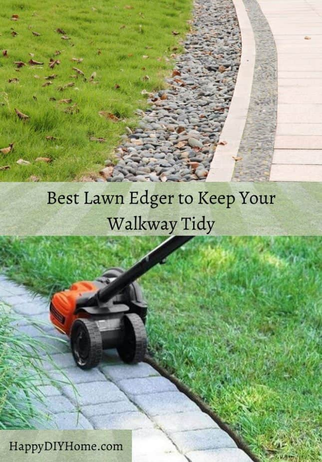 Best Lawn Edger to Keep Your Walkway Tidy Cover