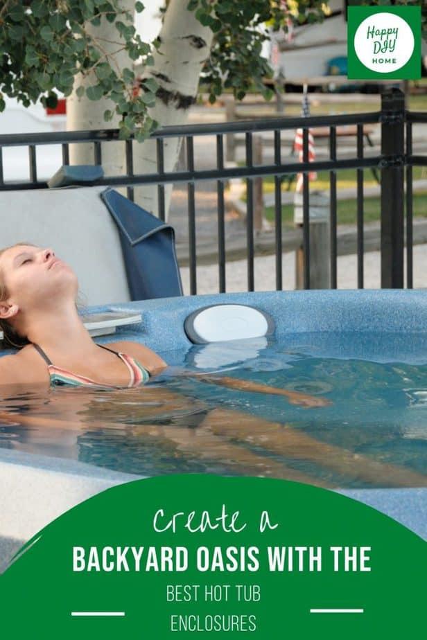 Hot Tub Enclosure 2