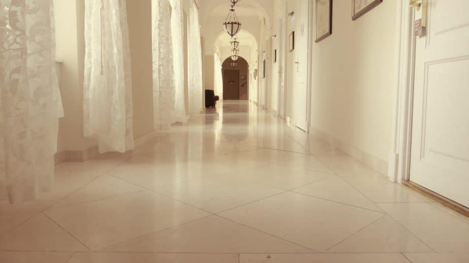 Tiled Floors 5 Hallway