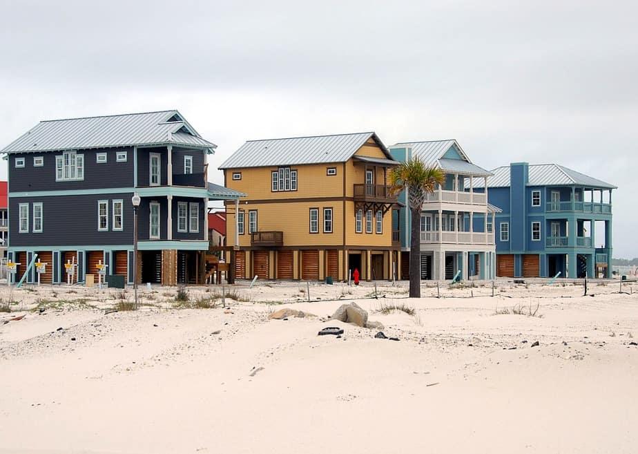 2 coastal homes