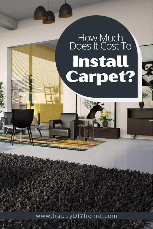 How Much Does it Cost to Install Carpet