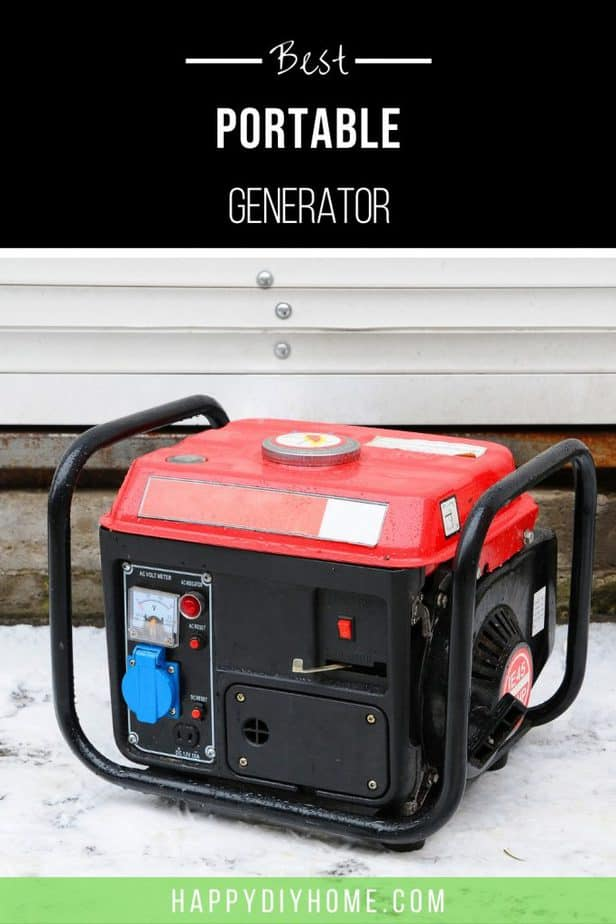 Portable Generator 1