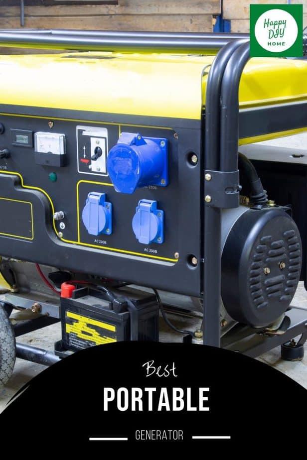 Portable Generator 2