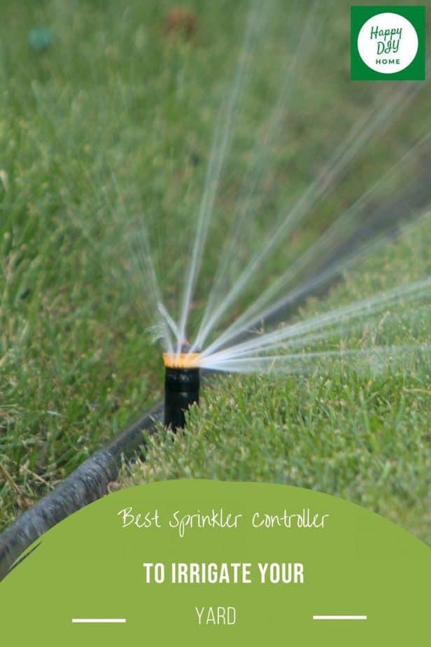 Sprinkler Controller 2