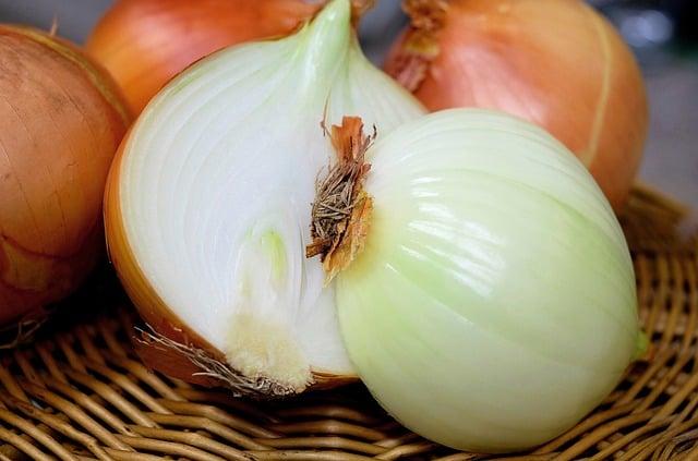 10 Sliced Onion