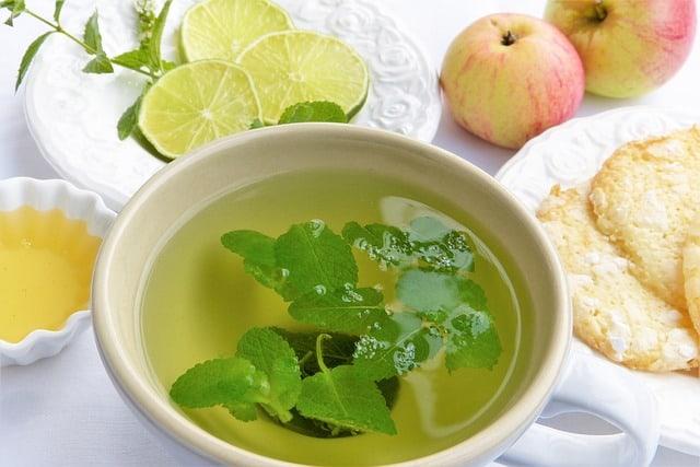 9 Herbal Tea