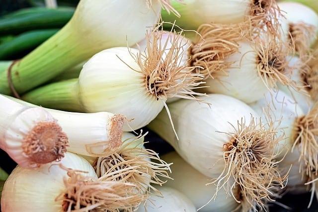 9 Small Onions