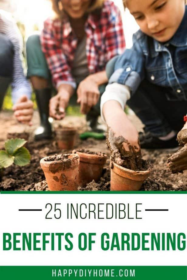 Benefits of Gardening 2