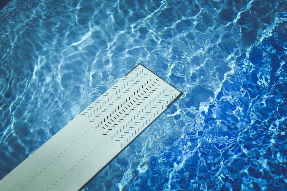 Pool 5 Diving Board