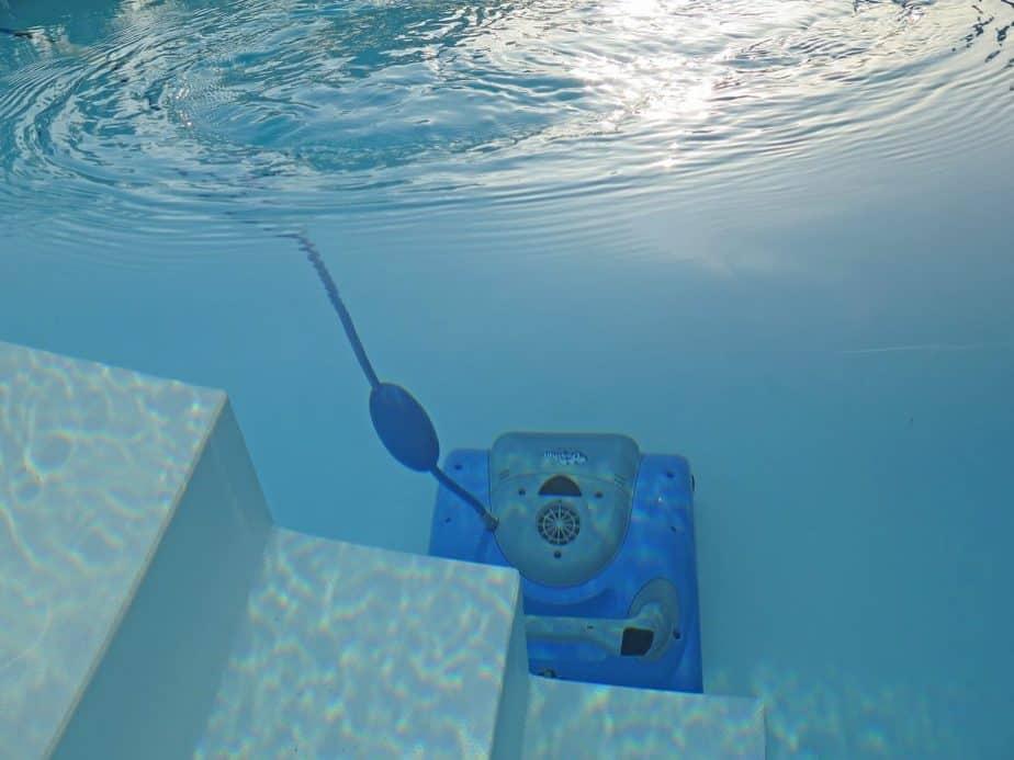 Pool 6 Maintenance