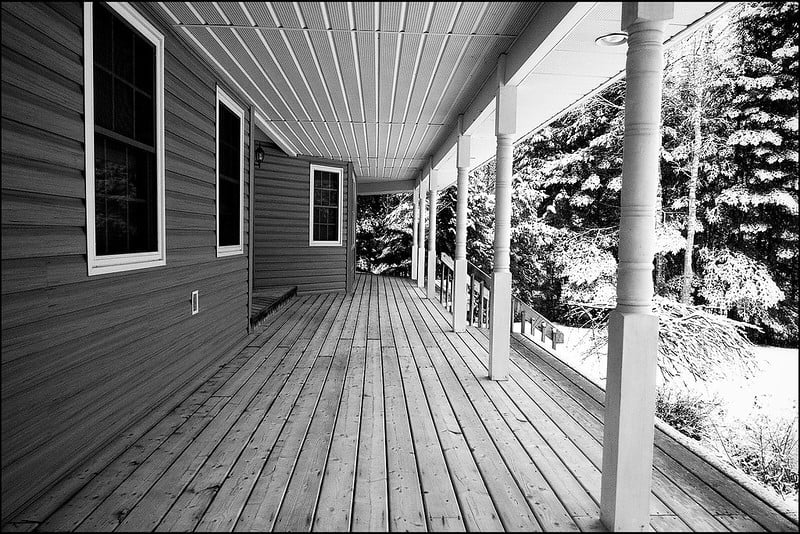 27 Wooden Ceilings