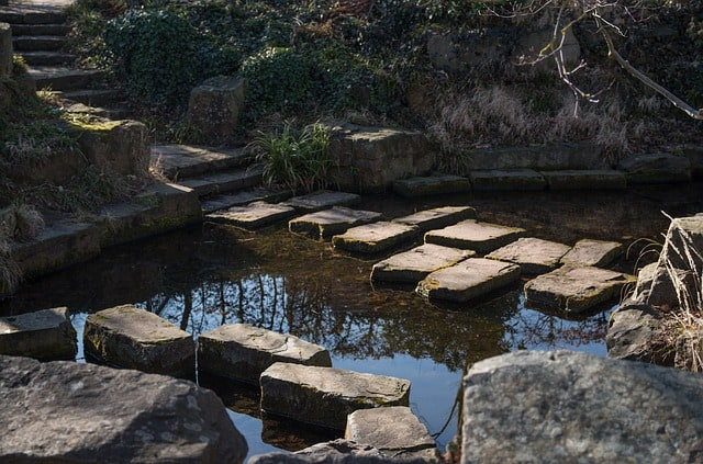 36 Paver Stepping Stones
