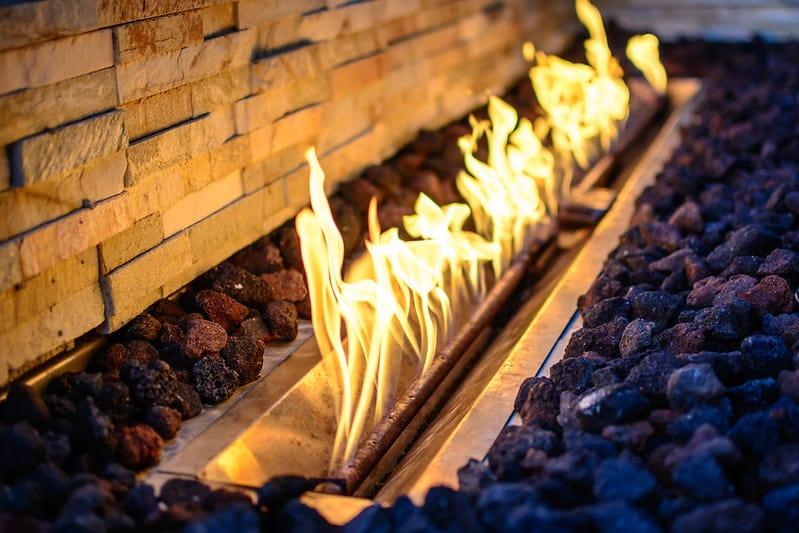 4 Modern Fireplace