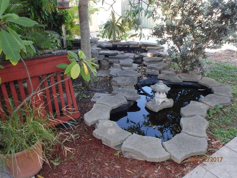48 Winding Pond Along Walkway