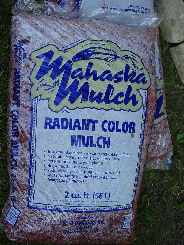 7 Bags of Mulch