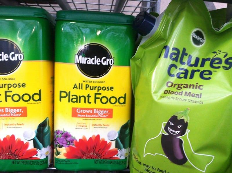 7 Fertilizer Bags