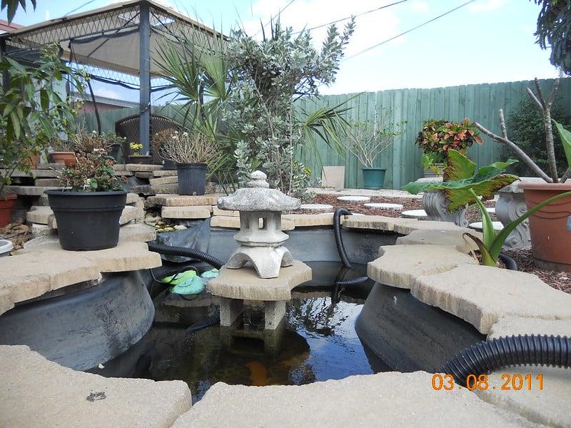 77 Pergola Pond