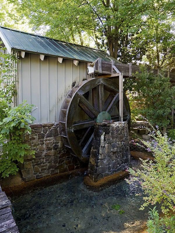 84 Water Wheel