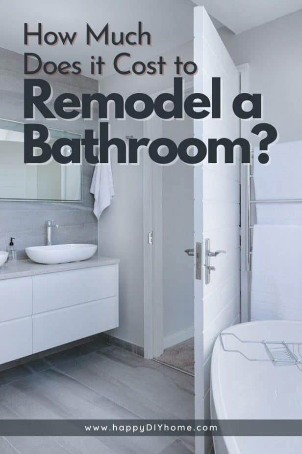 How Much Does it Cost to Remodel a Bathroom JPEG
