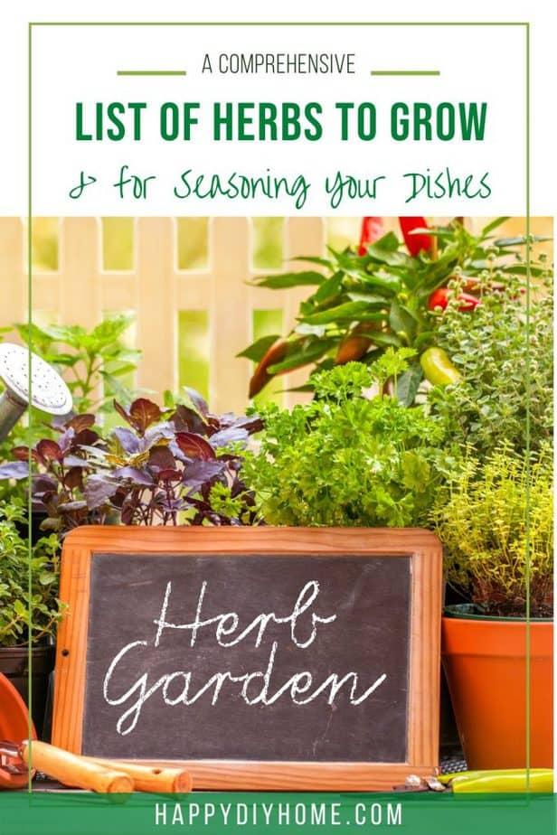 List of Herbs 1