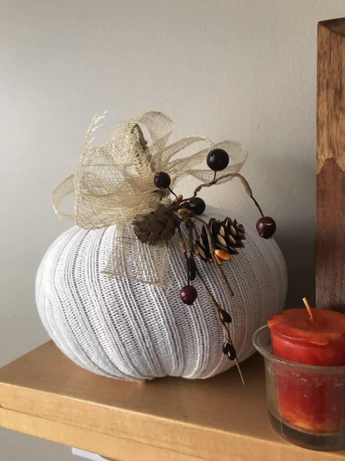 Sweater pumpkin 1