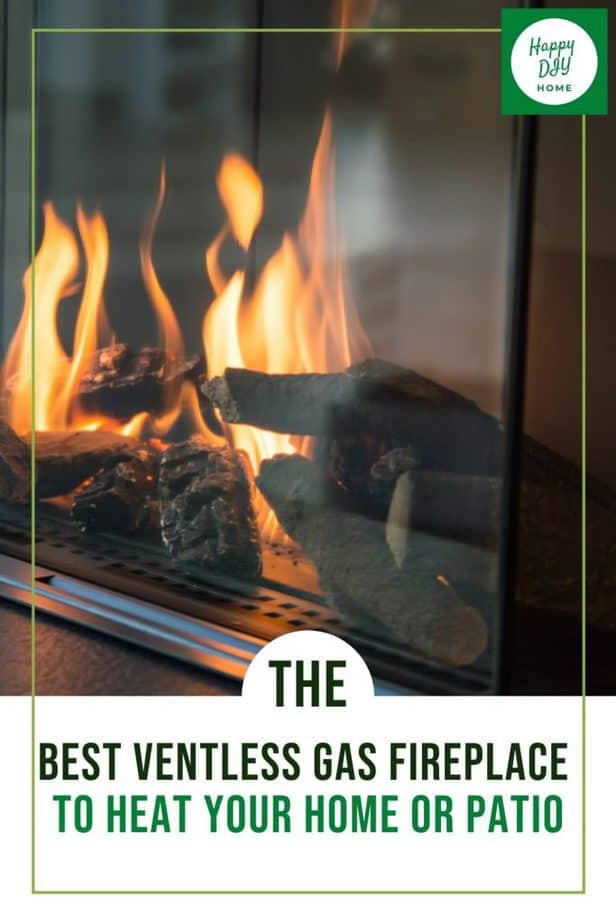Ventless Gas Fireplace 1