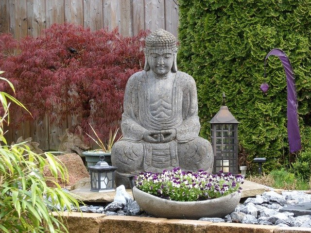 Zen Pond in Small Spaces