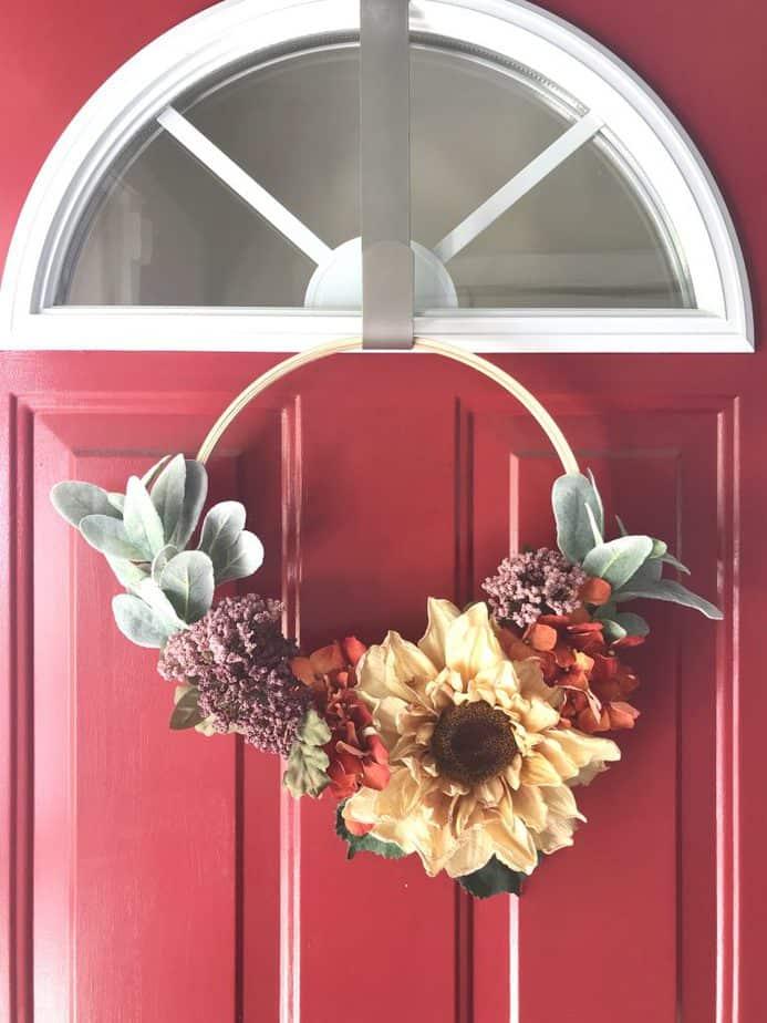 fall wreath 4