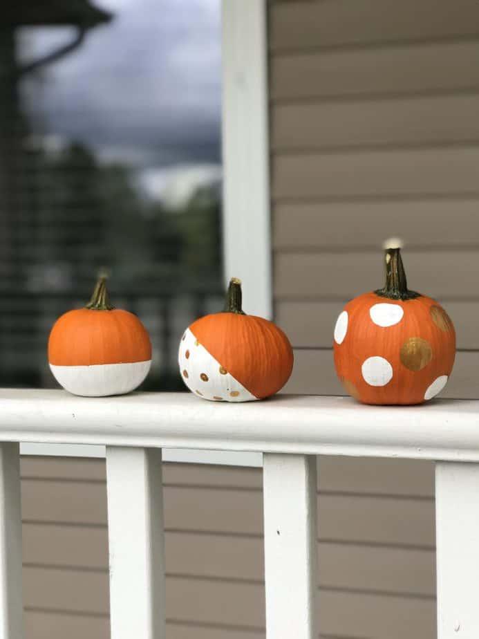 two tone pumpkins 8