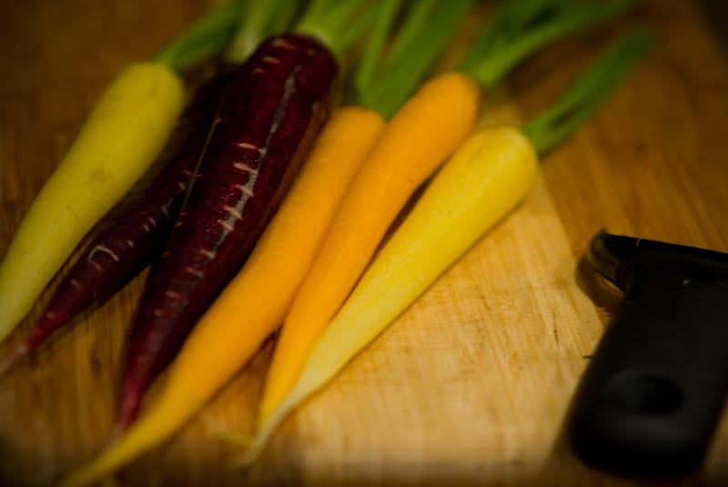 1 Carrots