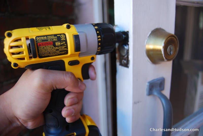 1 Drill DIY